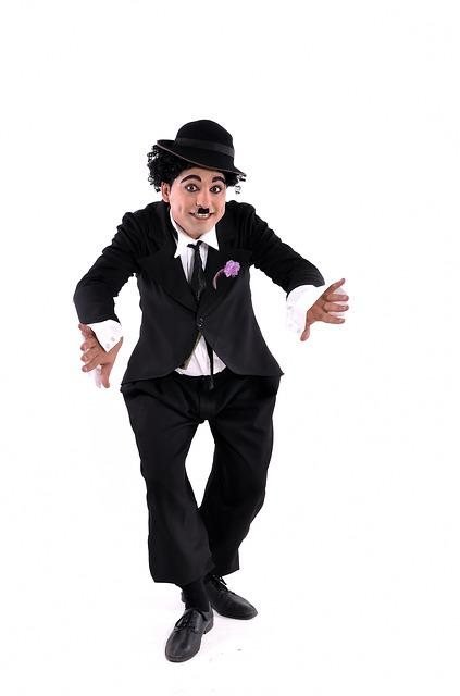 Personification, Actor, Charles, Chaplin, Comedian