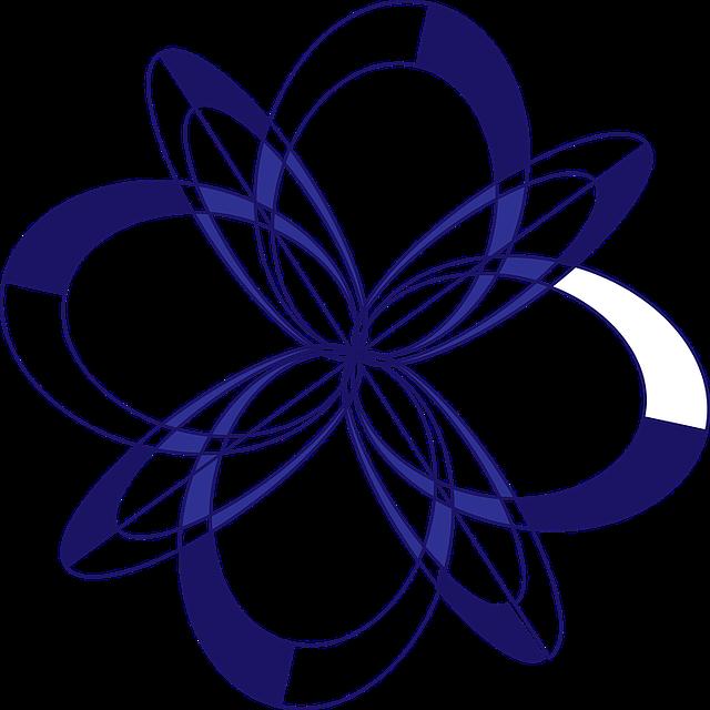 Comet, Celtic, Violet, Illumination, Triskell, Symbol