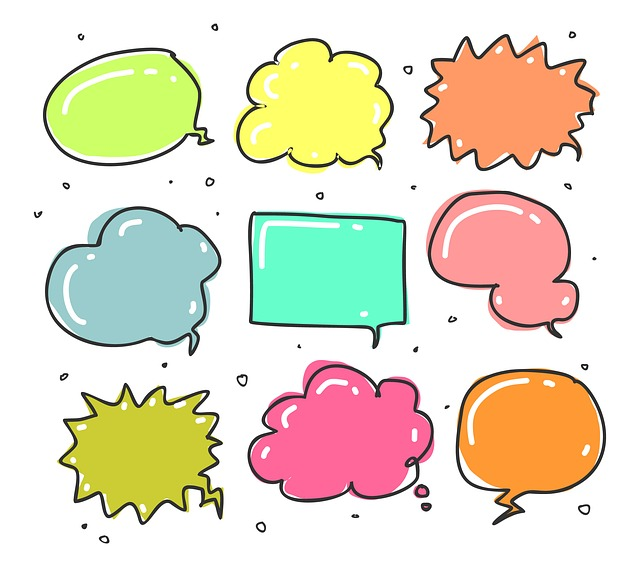 Sketch, Comic, Graphic, Element, Talk, Retro, Image
