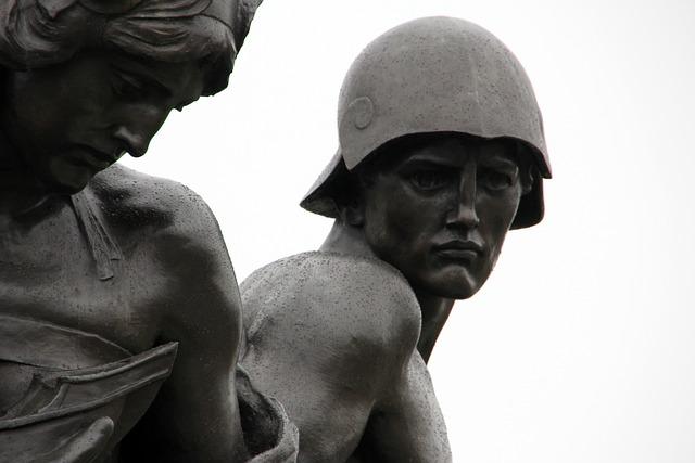 Soldier, Monument, War, War Memorial, Commemorate