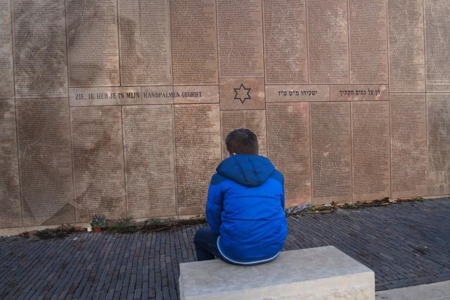 Monument, Jewish, Second World War, Commemorate