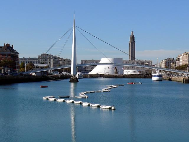 Commercial Port, City, Architecture, Oscar Niemeyer