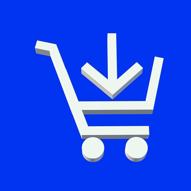 Shopping Cart, Commercial, Purchasing, Shopping, Symbol