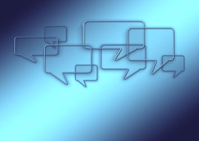 Balloons, Rectangle, Communication, Talk, Communicate