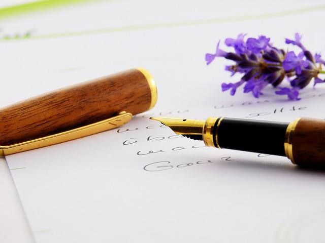 Pen, Filler, Leave, Communication, Communicate, Contact
