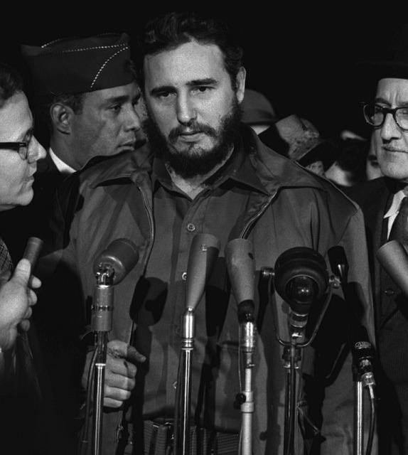 Fidel Alejandro Castro Ruz, Communism, Cuba, Politician