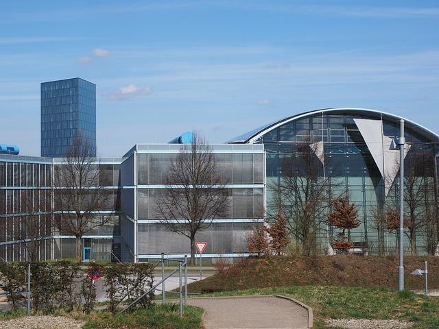 Festo, Company Headquarters, Building, Architecture