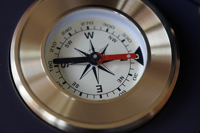 Compass, North, Compass Point, Navigation, Navigate