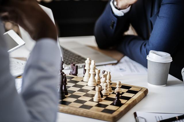 Chess, Business, Gameplan, Intelligence, Competition