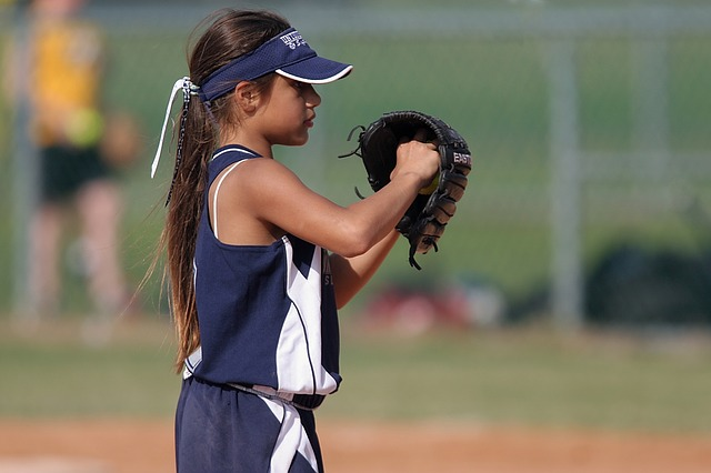 Softball, Pitcher, Female, Sport, Game, Competition