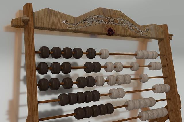 Abacus, Count, Mathematics, Computational Aids