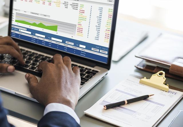 Computer, Business, Laptop, Technology, Office, African