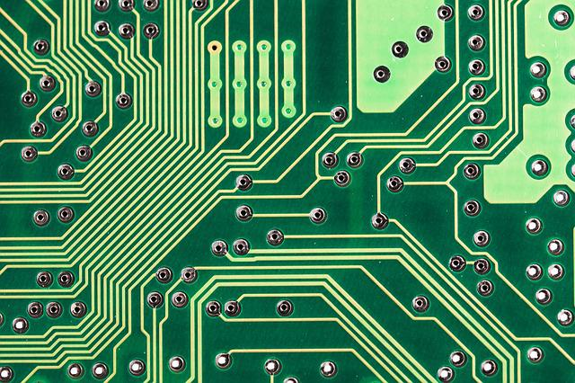 Board, Computer, Chip, Data Processing, Solder Joint
