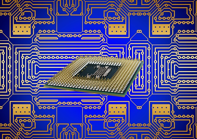 Processor, Cpu, Board, Circuits, Calculator, Computer