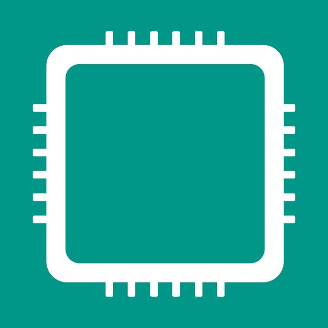 Processor, Core, Chip, Computer, Cpu, Device