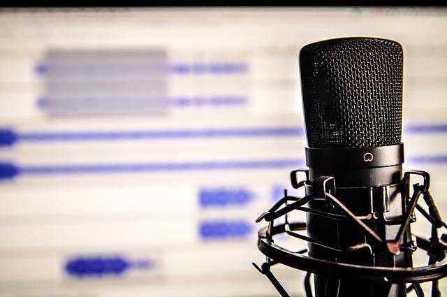 Microphone, Audio, Computer, Sound Recording, Recording
