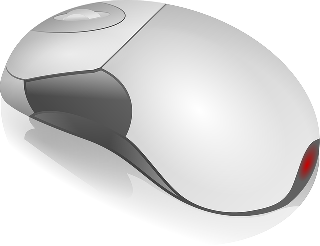 Computer Mouse, Hardware, Wheel, Click, Web, Input