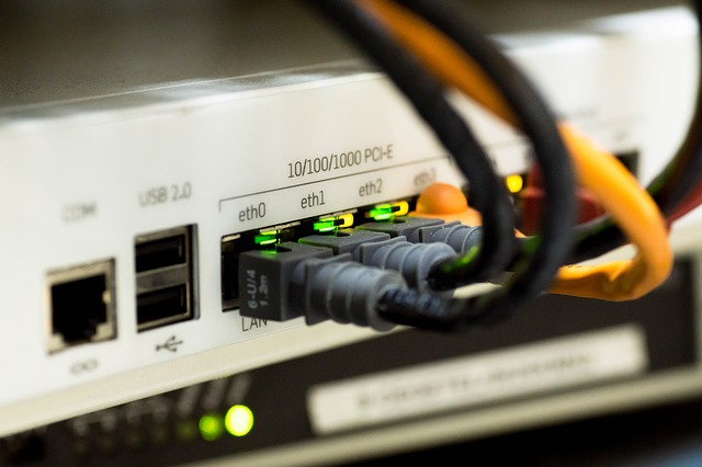 Network, Cable, Ethernet, Computer, Technology, Digital