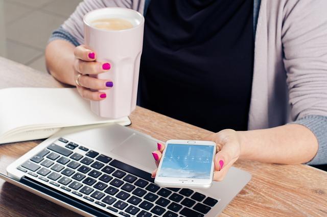 Office, Freelancer, Computer, Business, Work, Laptop