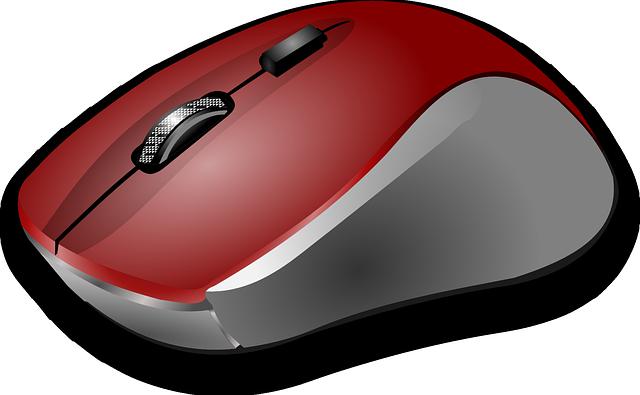 Mouse, Computer, Hardware, Optical, Electronics