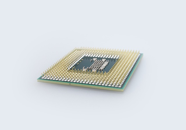 Cpu, Processor, Electronics, Computer, Data Processing