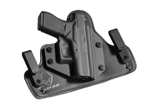 Holster, Gun, Pistol, Iwb, Owb, Ccw, Conceal, Carry
