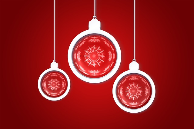 Christmas, Christmas Ornament, Concept, Red, Conceptual