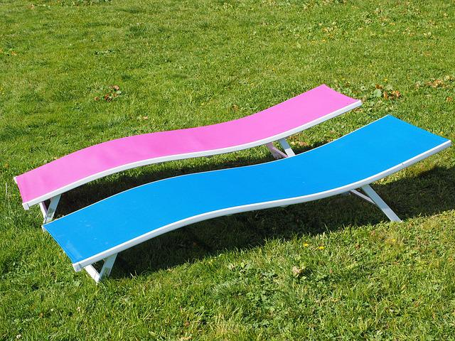 Sun Loungers, Concerns, Relaxation, Relax, Sunbathing