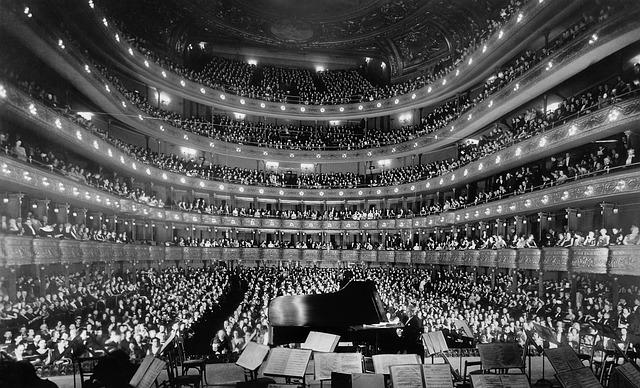 Opera, Opera House, Concert, Concert Hall, 1937