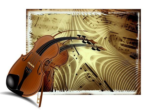 Music, Violin, Treble Clef, Sound, Concert, Musician