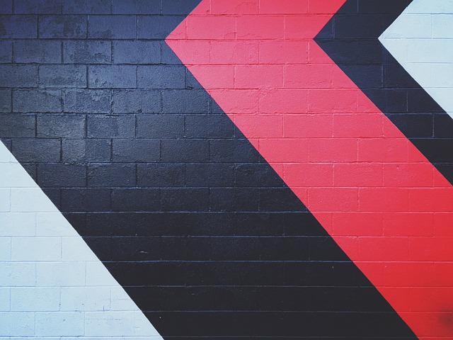 Abstract, Art, Lines, Wall Art, Concrete, Design