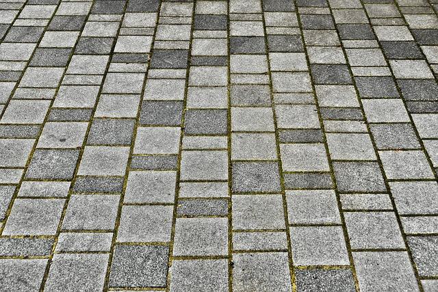 Patch, Flooring, Paving Stones, Concrete Blocks