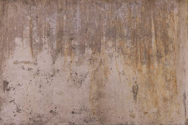 Concrete, Concrete Wall, Background, Weathered, Spotty