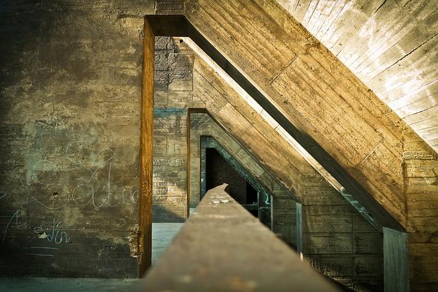 Architecture, Concrete, Building, Facade, Structure