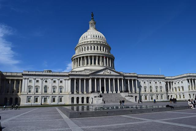 Congress, Architecture, Building, Sky, Outdoors