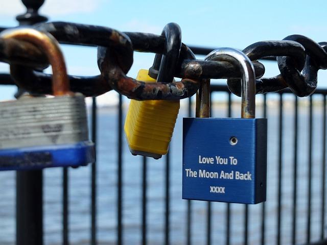 Love Locks, Padlocks, Liverpool, Love, Connectedness
