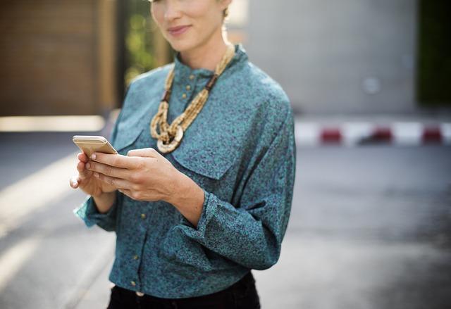 Businesswoman, Connection, Interaction, Internet