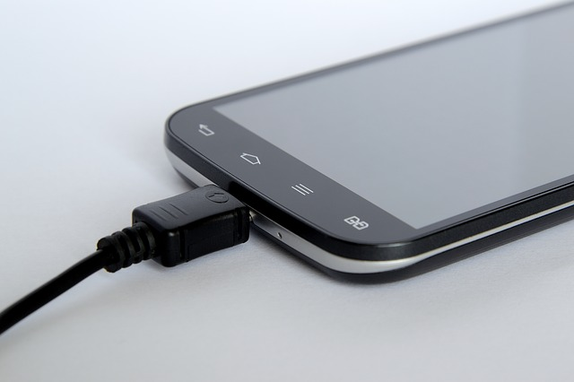 Smartphone, Phone, Charging, Download, Connection, Link