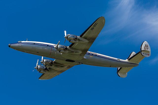 Lockheed, Super Constellation, Conny, Aircraft