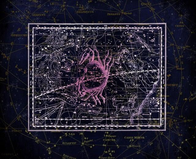 Constellation, Constellation Map