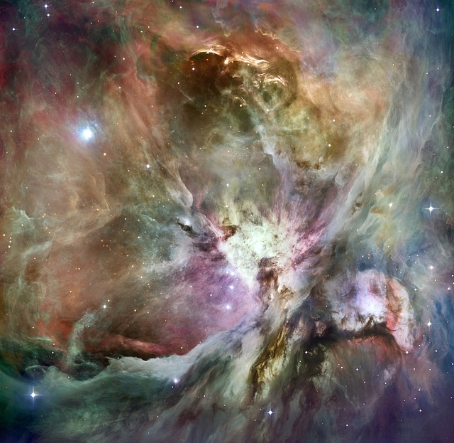 Orion, Orion Nebula, Constellation, Emission Nebula