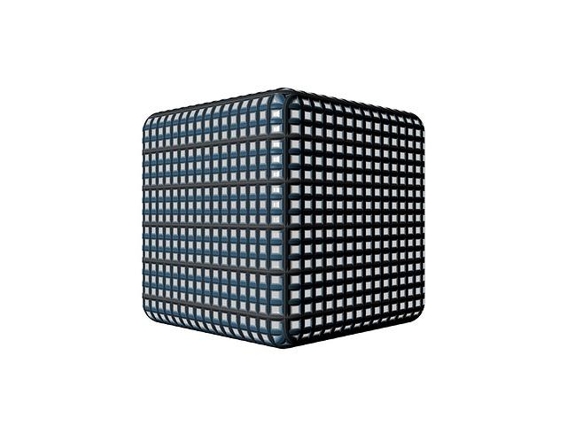 Cube, Blocks, Bricks, Construction