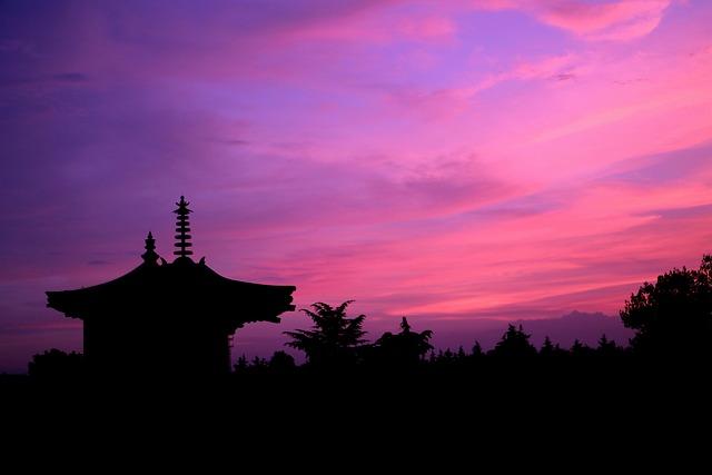 China, Construction, Monastery
