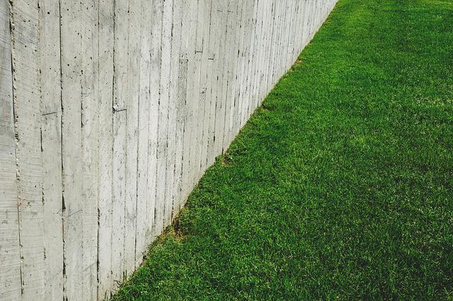 Architecture, Construction, Empty, Fence, Grass