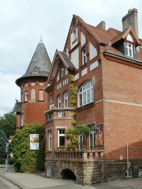 House, Building, Saarbruecken, Home, Construction