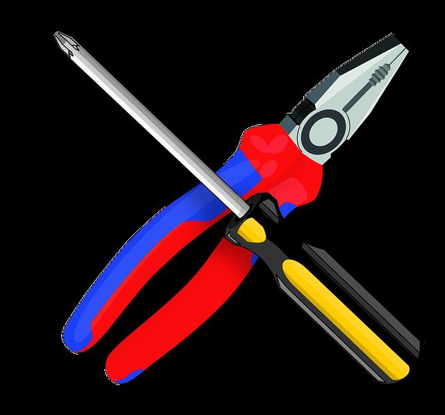 Tool, Pliers, Screwdriver, Construction, Equipment