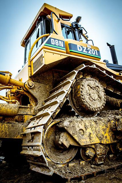 Machinery, Equipment, Construction Site, Job Site
