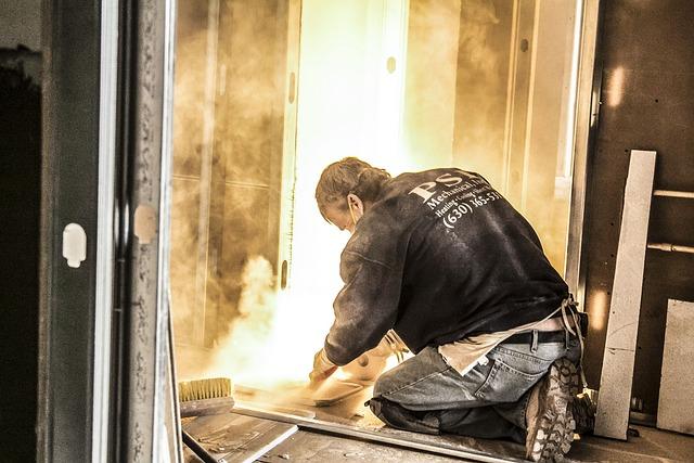 Construction, Welding, Demolition, Man, Worker, Welder
