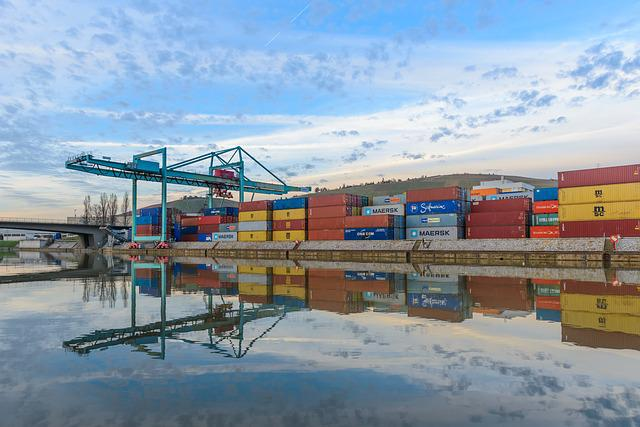 Container, Port, Container Terminal, Container Platform