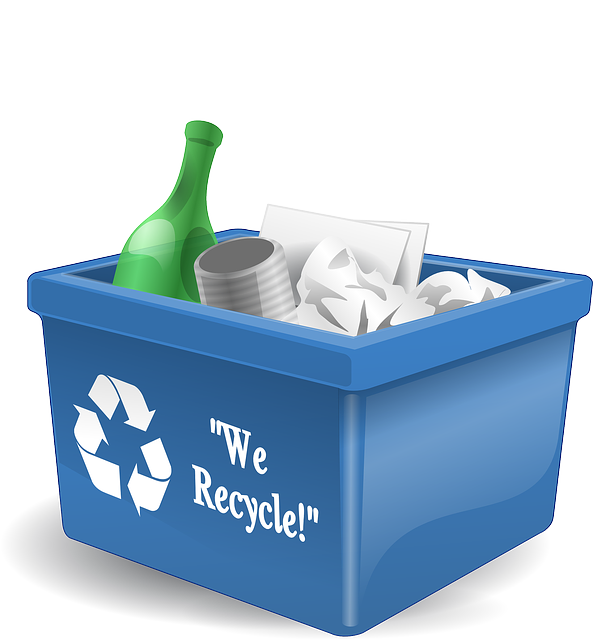 Recycle, Bin, Container, Recycling, Box, Trash Can